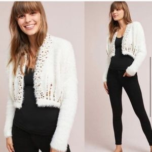 Soirée Cardigan by Knitted & Knotted Anthropologie